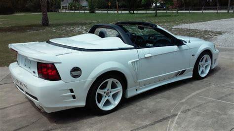 2000 Ford Mustang Saleen S281 Speedster 12,153 Miles