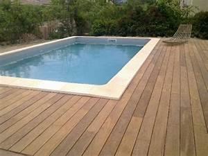 Bois Terrasse Piscine : terrasse en bois pour decoration de piscine par alessandro isola terrasse en bois ~ Melissatoandfro.com Idées de Décoration