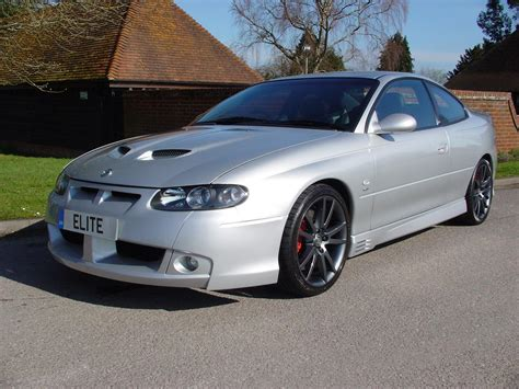 Vauxhall Monaro by Used 2006 Vauxhall Monaro V8 Vxr For Sale In Alton