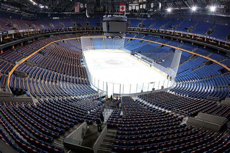 Detailed Buffalo Sabres Seating Chart | KeyBank Center ...