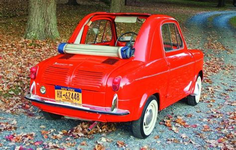 Vespa 400 Car For Sale by Smile Generator 1960 Vespa 400 Bought On A Whim A