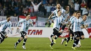 Argentina knock Germany off top spot - FIFA.com