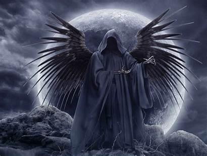 Death Angel Anime Angels Reaper Dead Female