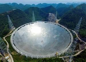 World's largest radio telescope unveiled in China's ...