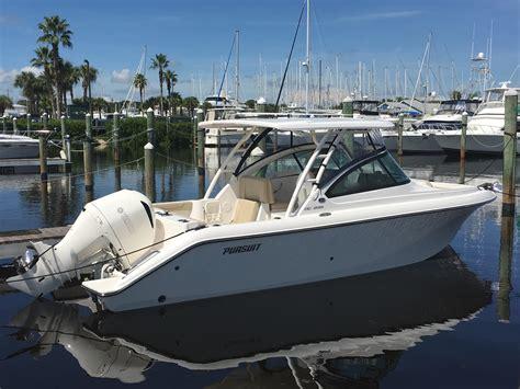 Pursuit Boats For Sale Florida by Pursuit Boats For Sale Florida Blue Yacht Sales