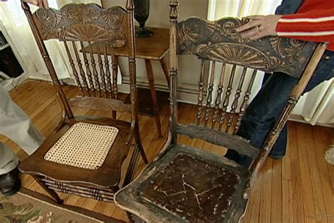repair  refinish  antique chair diy projects