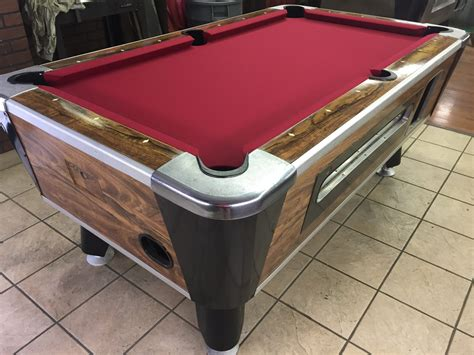 coin op pool table table 042217 valley used coin operated pool table used