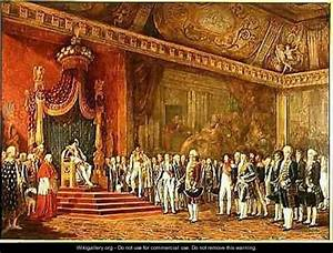 Napoleon 1769-1821 Receiving the Delegation from the Roman ...