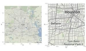 Map with Latitude and Longitude