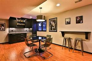 Finished Basements Remodeling Gallery