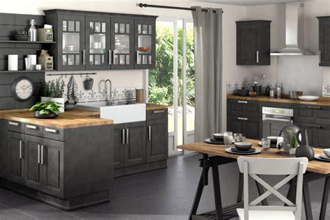 meuble billot cuisine et si vous optiez pour une cuisine bistrot poalgi