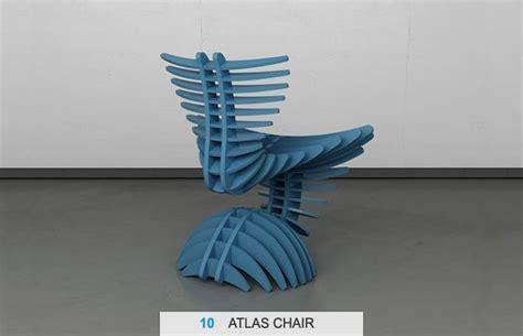 chaise de bureau originale les chaises de bureau design plus étonnantes et originales