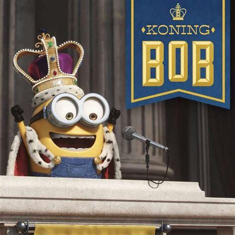 koning bob bob animatie koning