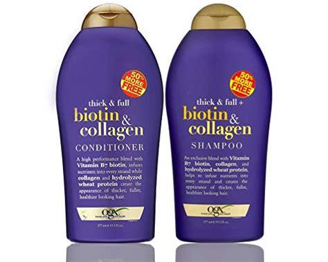 Biotin Shampoo Conditioner
