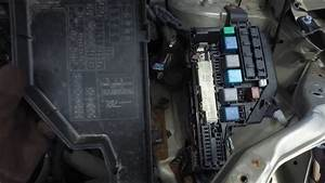 Toyota Prius 2003-2009 Fuse Box Location And Diagram