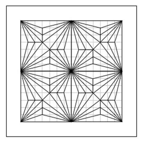 carving chip pattern plan patterns