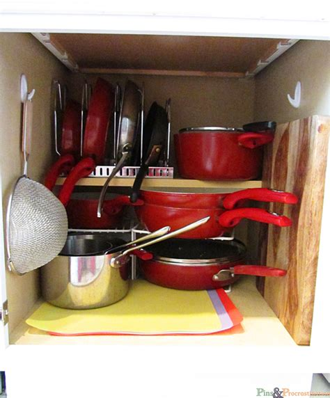 organize kitchen pots and pans kitchen organization solutions for small kitchens pins 7217