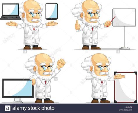 Cartoon Computer Mascot Stock Vector Images