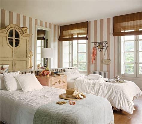 applique murale chambre à coucher décoration de la chambre romantique 55 idées shabby chic