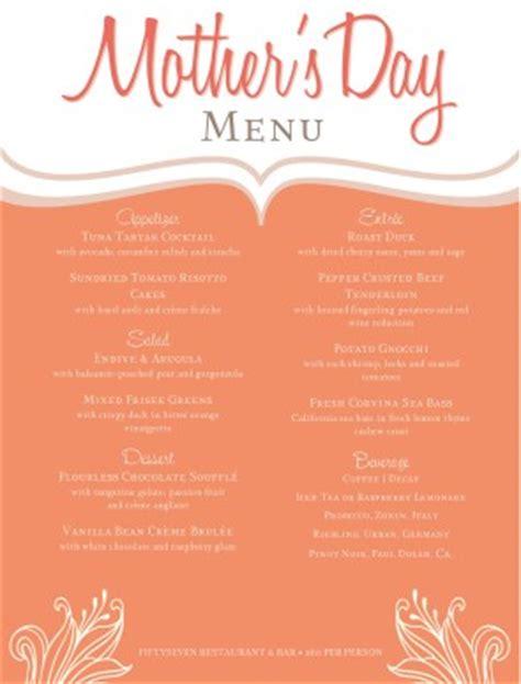 s day menu template menu templates and designs musthavemenus