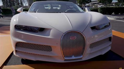 Only 500 bugatti chirons have been made available to order, making it one of the world's most exclusive along the way, he reportedly turned down a $3.9 million chiron super sport 300+—of. Bugatti Chiron Hermes de Manny Khoshbin   Motor1.com Fotos