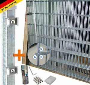 Gartenzaun Metall Verzinkt : gartenzaun metall doppelstabmattenzaun 50m kpl h he 123 verzinkt z une ebay ~ A.2002-acura-tl-radio.info Haus und Dekorationen
