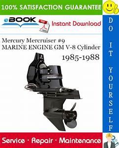 Best  U2606 U2606 Mercury Mercruiser  9 Marine Engine Gm V