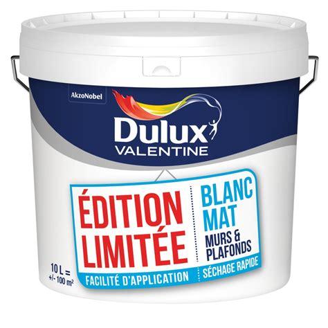 peinture edition limit 233 e dulux murs et plafonds bl peinture blanche mur plafond