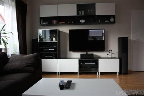Neues Wohnzimmer #6  Besta, Heimkino, Ikea, Samsung
