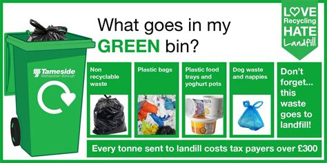 What Goes In The Green Bin