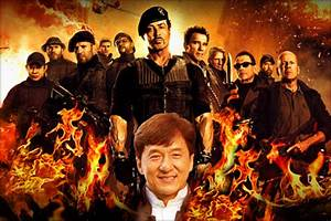 Jackie Chan joins the cast of Expendables 3