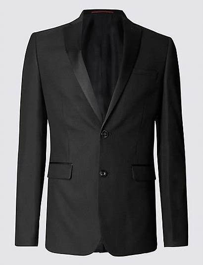 Suit Tuxedo Textured Slim