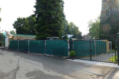 Hofkammer Des Hauses Württemberg Sichtschutz Baustelle