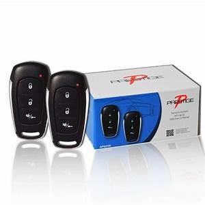 Audiovox Prestige Aps25e Standard Car Security Alarm