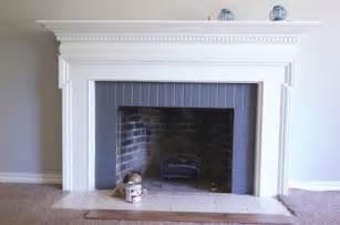 Interior Fireplace Paint