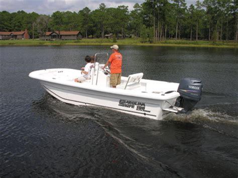 Carolina Skiff Guide Boat by Carolina Skiff