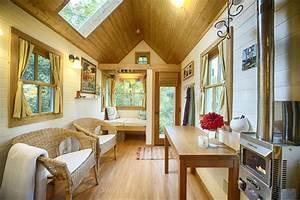 Tiny Houses De : la tiny house ou l loge de l 39 escargot ~ Yasmunasinghe.com Haus und Dekorationen