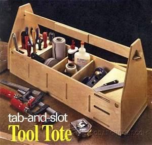 DIY Wood Tool Box • WoodArchivist