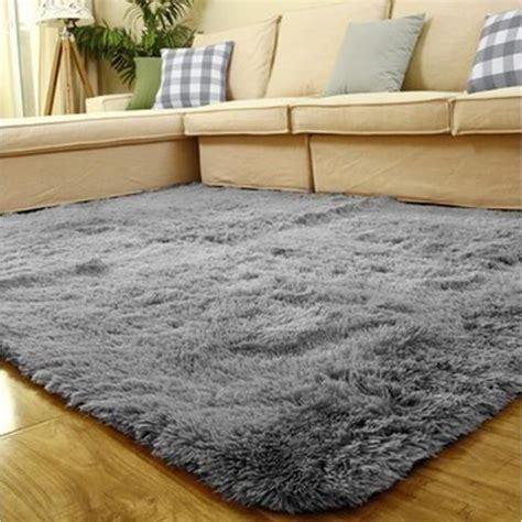 Tapis Chambre Tapis Salon Carpet D'enfant Shaggy Moquette