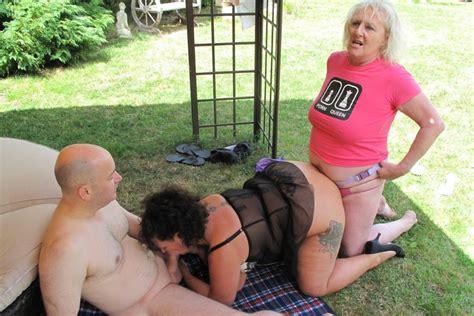 Granny Orgy Arranged By Essex Kim