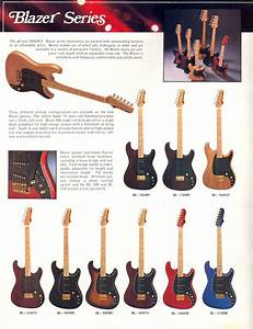 Early 80 U0026 39 S Ibanez Blazer Series