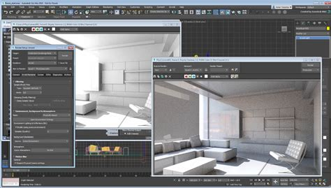 render  arnolds vr camera  ds max  cg tutorial