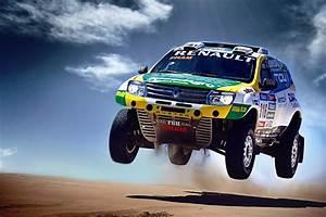 El Top 10 Objetivo Del Renault Duster Team Para El Dakar 2015