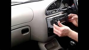 Radio Removal Ford Fiesta  1995