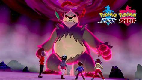 pokemon sword shield gigantamaxing gym map everything know dexerto