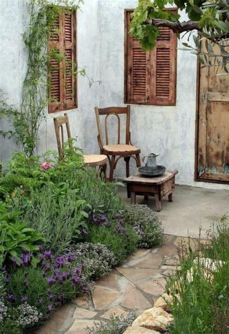 Garten Gestalten Shabby by 40 Beispiele F 252 R Shabby Chic Garten Mit Vintage Flair
