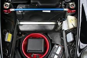 Porsche 993 How To Jump Start Your Battery