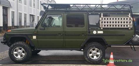 mercedes g gebraucht kaufen ᐅ mercedes g wohnmobil mit langem aufbau w460 binz ktw