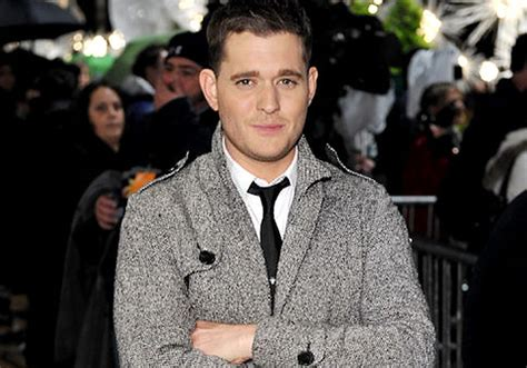 Michael Buble's home in Argentina burglarized during his ...