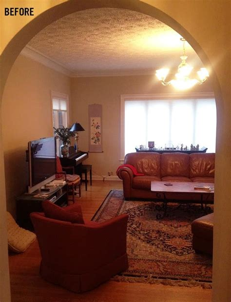 Living Room Remodels by 10 Before And After Living Room Remodels